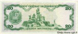20 Bolivares VENEZUELA  1992 P.063c SUP
