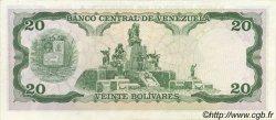 20 Bolivares VENEZUELA  1995 P.063d SUP+