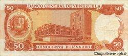 50 Bolivares VENEZUELA  1988 P.065b TTB+
