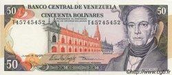 50 Bolivares VENEZUELA  1995 P.065e NEUF