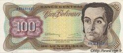 100 Bolivares VENEZUELA  1992 P.066e SUP