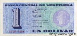 1 Bolivar VENEZUELA  1989 P.068 SUP
