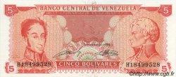 5 Bolivares VENEZUELA  1989 P.070 pr.NEUF