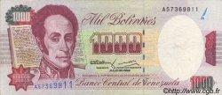 1000 Bolivares VENEZUELA  1992 P.073b TTB+