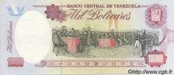 1000 Bolivares VENEZUELA  1992 P.073c SUP