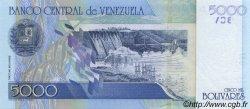 5000 Bolivares VENEZUELA  2004 P.084c SPL