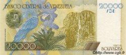 20000 Bolivares VENEZUELA  2001 P.086a NEUF