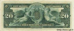 20 Bolivares VENEZUELA  1927 PS.232r1 pr.NEUF