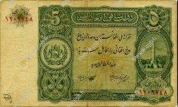 5 Afghanis AFGHANISTAN  1936 P.016B pr.TTB