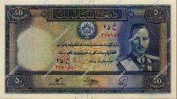 50 Afghanis AFGHANISTAN  1939 P.025a NEUF