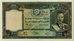 100 Afghanis AFGHANISTAN  1939 P.026a NEUF