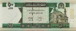 50 Afghanis AFGHANISTAN  2002 P.069 pr.NEUF