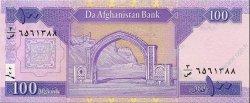 100 Afghanis AFGHANISTAN  2002 P.070 NEUF