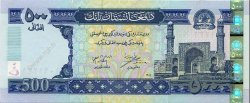 500 Afghanis AFGHANISTAN  2002 P.071a NEUF