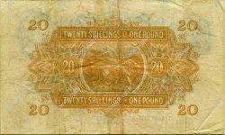 20 Shillings / 1 Pound AFRIQUE DE L