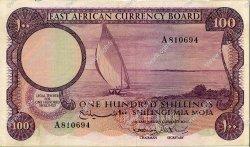 100 Shillings AFRIQUE DE L