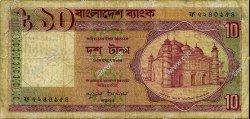 10 Taka BANGLADESH  1982 P.26b TB