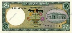 20 Taka BANGLADESH  2002 P.27b NEUF