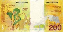 200 Francs BELGIQUE  1995 P.148 NEUF