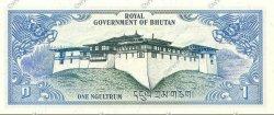 1 Ngultrum BHOUTAN  1981 P.05 NEUF