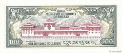 100 Ngultrum BHOUTAN  1992 P.18b pr.NEUF