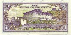 10 Ngultrum BHOUTAN  2000 P.22 NEUF