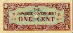 1 Cent BIRMANIE  1942 P.09b pr.NEUF