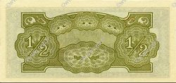 1/2 Rupee BIRMANIE  1942 P.13b pr.NEUF