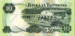 10 Pula BOTSWANA  1976 P.04a NEUF