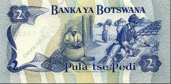 2 Pula BOTSWANA  1982 P.07a NEUF