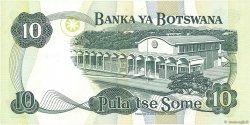 10 Pula BOTSWANA  1982 P.09a NEUF