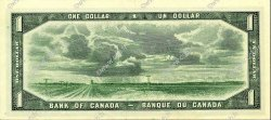 1 Dollar CANADA  1954 P.074b SUP+