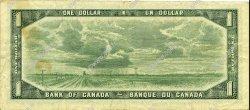 1 Dollar CANADA  1954 P.075d TB+