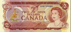 2 Dollars CANADA  1974 P.086a NEUF