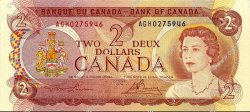 2 Dollars CANADA  1974 P.086a SUP+