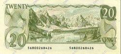 20 Dollars CANADA  1979 P.093c SPL+