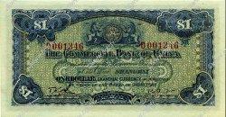 1 Dollar CHINE  1929 P.0013 SPL