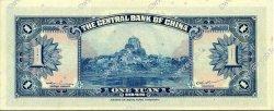 1 Yuan CHINE  1945 P.0387 NEUF
