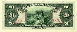 20 Yuan CHINE  1945 P.0391 NEUF