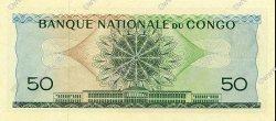 50 Francs CONGO  1962 P.05a NEUF
