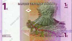 1 Centime CONGO  1997 P.80a NEUF
