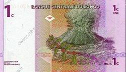 1 Centime CONGO (RÉPUBLIQUE)  1997 P.080a NEUF