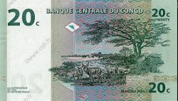 20 Centimes CONGO  1997 P.83a NEUF