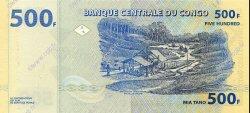 500 Francs CONGO  2002 P.96 NEUF