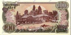 100 Won CORÉE DU NORD  1978 P.22a NEUF