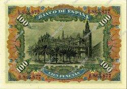 100 Pesetas ESPAGNE  1907 P.064a SPL