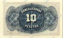 10 Pesetas ESPAGNE  1935 P.086a NEUF