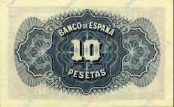 10 Pesetas ESPAGNE  1935 P.086a SPL+