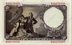 100 Pesetas ESPAGNE  1946 P.131a NEUF