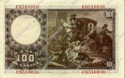 100 Pesetas ESPAGNE  1948 P.137a SUP+